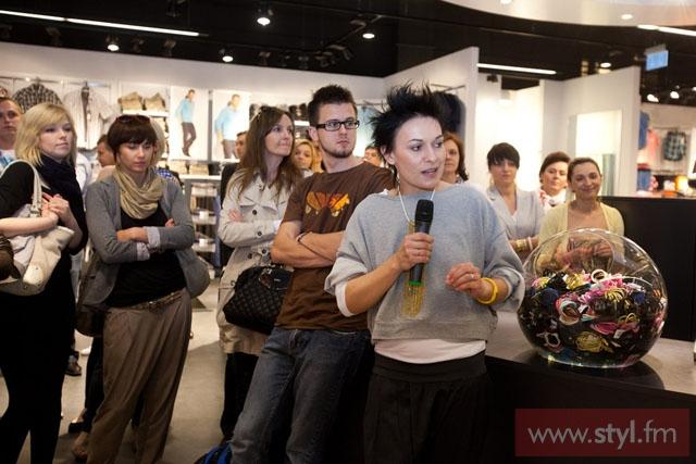 Aga Guz Visual Merchandiser