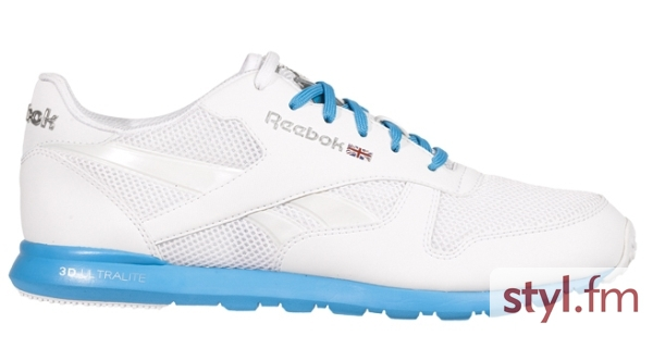 Reebok Leather Clean Ultralite