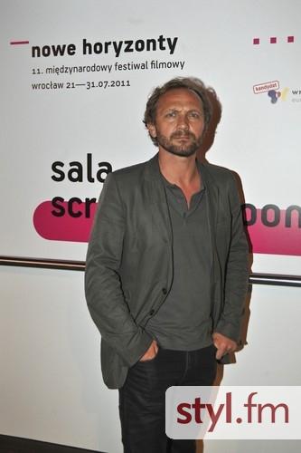 07.2011 Wroclaw 11 festiwal filmowy Nowe Horyzonty. Konferencja po filmie Dass.  fot. Milosz Poloch