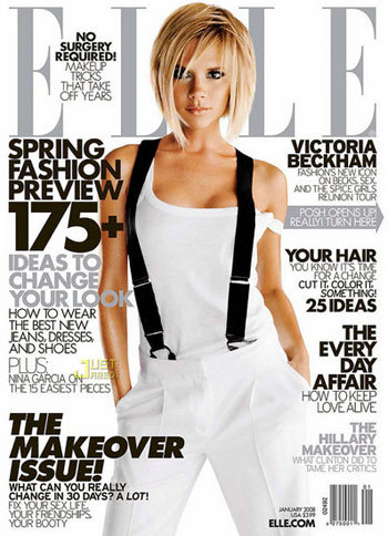 Ikona Stylu Victoria Beckham I Jej Fryzury Przez Lata