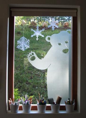 37 Pomysłów Na Dekorację Okna Na Boże Narodzenie