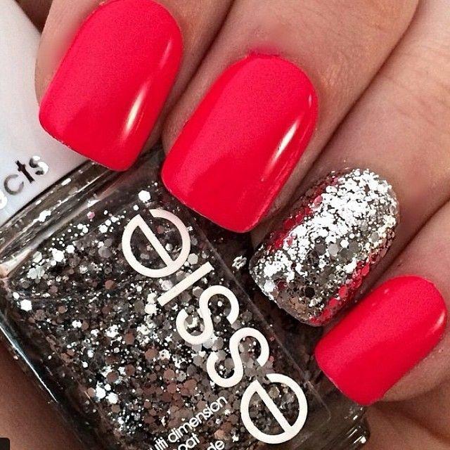 Pomysły Na Super Modny Czerwony Manicure