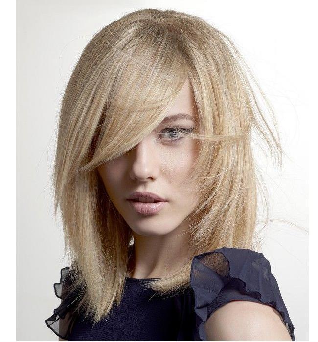 Średnie Cieniowane Włosy 32 śliczne I Kobiece Fryzury P 243 łdługie