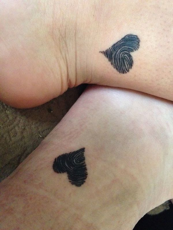 Tatuaże Dla Par 25 Wzorów Które Zauroczą Ciebie I Twojego