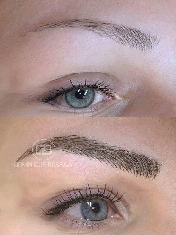 Makijaż permanentny to zabieg inwazyjny, ale bezpieczny. Microblading to jedna z metod wykonywania makijażu permanentnego brwi.