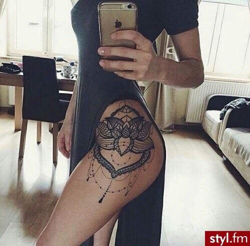 Genialne Tatuaże 2017 Galeria Modnych Inspiracji Które
