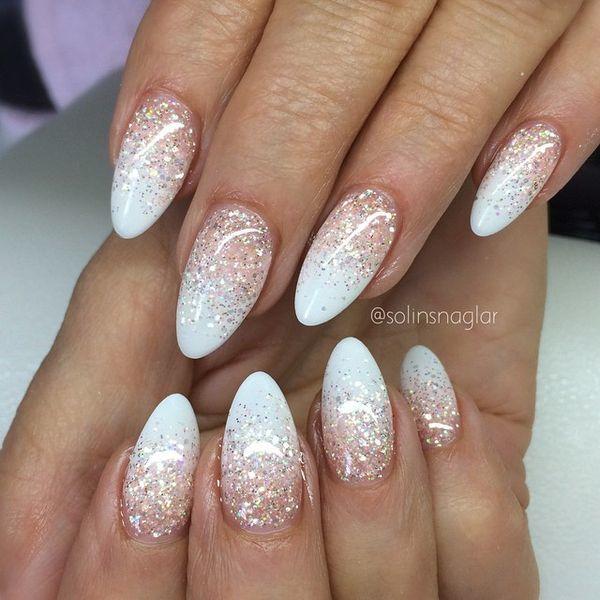 Bierzesz ślub Zimą 2018 Zobacz Propozycje Na ślubny Zimowy Manicure