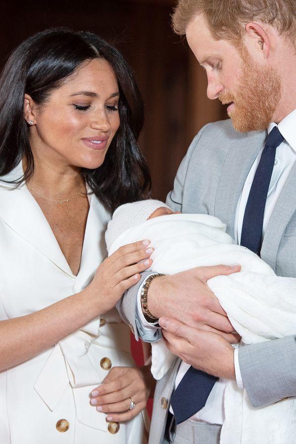 Meghan Markle zamierza być postępową mamą