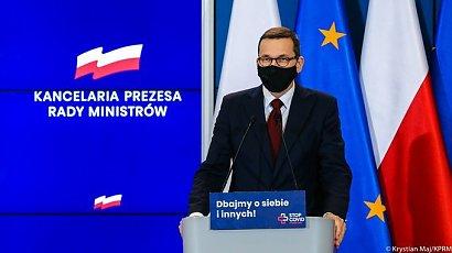 Mateusz Morawiecki ogłosił w poniedziałek, że szczepionka będzie w Polsce już wiosną 2021 roku!