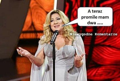 Beata K. zatrzymana. Zobacz najlepsze memy o znanej wokalistce!