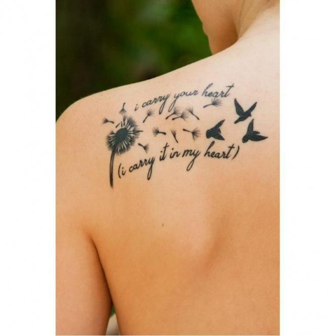 Tatuaże Napisy O Miłości Najlepsze Wzory Dla Zakochanych
