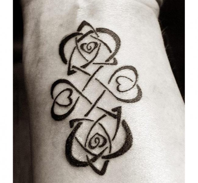 Celtyckie Tatuaże Modne Wzory I Symbole