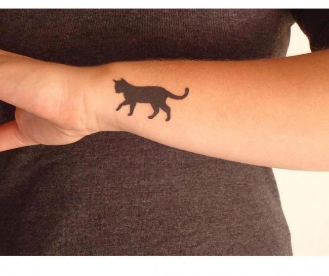 Małe Tatuaże Ze Zwierzętami Urocze Wzory Dla Dziewczyn