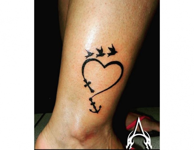 Tatuaże Z Ptakami 30 Najładniejszych Wzorów Z Instagrama