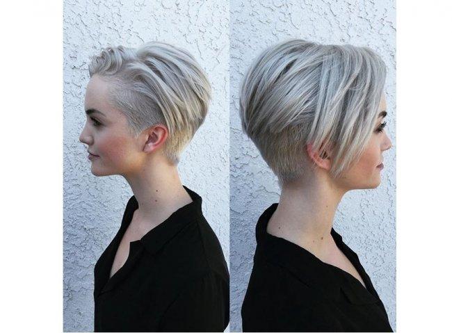 Krótkie Fryzury Z Grzywką Dla Włosów Za Ucho 30 Super Propozycji