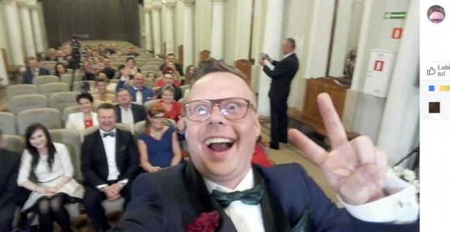 Krzysztof Ze ślubu Od Pierwszego Wejrzenia Ma Swój Fanpage